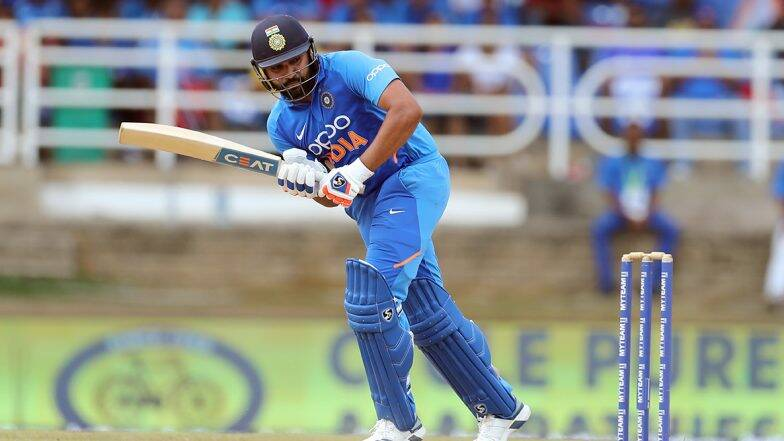 IND vs AUS 2020 1st ODI: रोहित शर्मा याने सचिन तेंडुलकर, विराट कोहली यांना मागे टाकत ऑस्ट्रेलियाविरुद्ध रचला इतिहास, 'या' यादीत मिळवले अव्वल स्थान