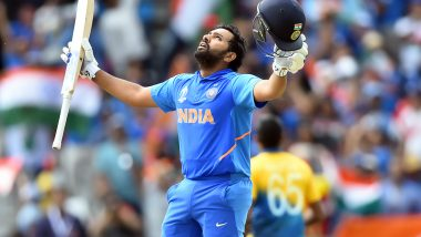 IND vs WI 3rd ODI: कटक वनडेमध्ये रोहित शर्मा याने मोडला सनथ जयसूर्या याचा 22 वर्ष जुना वर्ल्ड रेकॉर्ड, बनला No 1 Opener