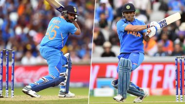 IND vs BAN 1st T20I: रोहित शर्मा याने टीम इंडियासाठी केली 'या' विक्रमाची नोंद, एम एस धोनी ही राहिला मागे