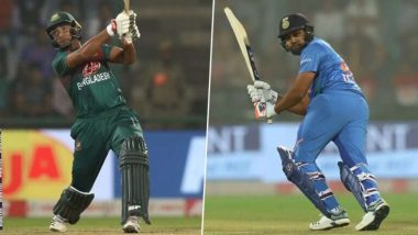 IND 154/2 in 15.4 Overs | IND vs BAN 2nd T20I 2019 Live Score Updates: टीम इंडियाचा 8 विकेटने विजय, मालिका 1-1 ने बरोबरीत