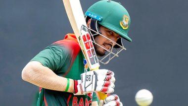 बांग्लादेशी क्रिकेटपटूसैफ हसन याला भारतात राहण्यासाठी भरावा लागला तब्बल 21 हजार रुपयांचा दंड, जाणून घ्या कारण