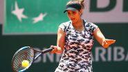 Australian Open 2020: सानिया मिर्झा नेमिश्र-दुहेरीनंतरमहिला दुहेरीच्या पहिल्या फेरीतूनघेतली माघार