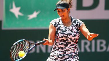 सानिया मिर्झा ने 2 वर्षांच्या मॅटर्निटी ब्रेकनंतर आंतरराष्ट्रीय परतीची केली घोषणा, 'या' टूर्नामेंटमधून करणार टेनिस कोर्टवरपुनरागमन