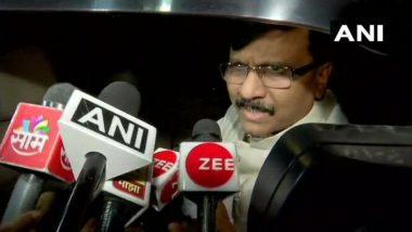 महाराष्ट्राचा मुख्यमंत्री शिवसेना पक्षाचाच होणार, संजय राऊत यांचा दावा