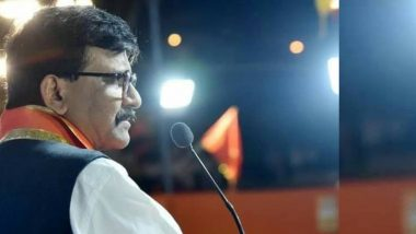 महाराष्ट्र-कर्नाटक सीमाप्रश्न म्हणजे कौरव पांडवाचं युद्ध नाही, बेळगाव येथे प्रकट मुलाखतीत शिवसेना नेते संजय राऊत यांचा कन्नडिगांना टोला