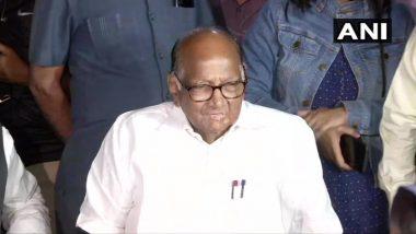 शरद पवारांना भाजपा ने दिली राष्ट्रपती पदाची ऑफर? महाराष्ट्रातील सत्तासंघर्षाला वेगळं वळण लागण्याची शक्यता- सूत्र