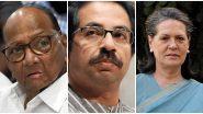 Maharashtra Government Formation Live News Updates: उद्धव ठाकरे-अहमद पटेल यांच्यात सत्तास्थापनेची चर्चा- सूत्र