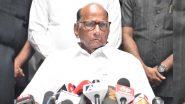 Maharashtra Government Formation: आधी शिवसेना -भाजपाला विचारा मग आम्ही ठरवू: शरद पवार; महाराष्ट्रात सत्ता स्थापनेबद्दलचा सस्पेंस कायम