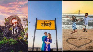 Pre-Wedding Shoot Spots In Mumbai: प्री वेडिंग फोटो शूट करणार आहात? मुंबईतील 'या' पाच ठिकाणांचा पर्याय ठरेल अगदी बेस्ट