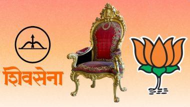 सत्तासंघर्ष 2019: मुख्यमंत्रीपद वगळता शिवसेनेला 16 मंत्रीपदं देण्यास भाजप तयार: सूत्र