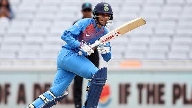 IND vs WI Women ODI 2019: स्मृती मंधाना हिचा वेस्ट इंडिजमध्ये धमाका; सौरव गांगुली, विराट कोहली यांना मागे टाकत नोंदवला 'हा' रेकॉर्ड, जाणून घ्या