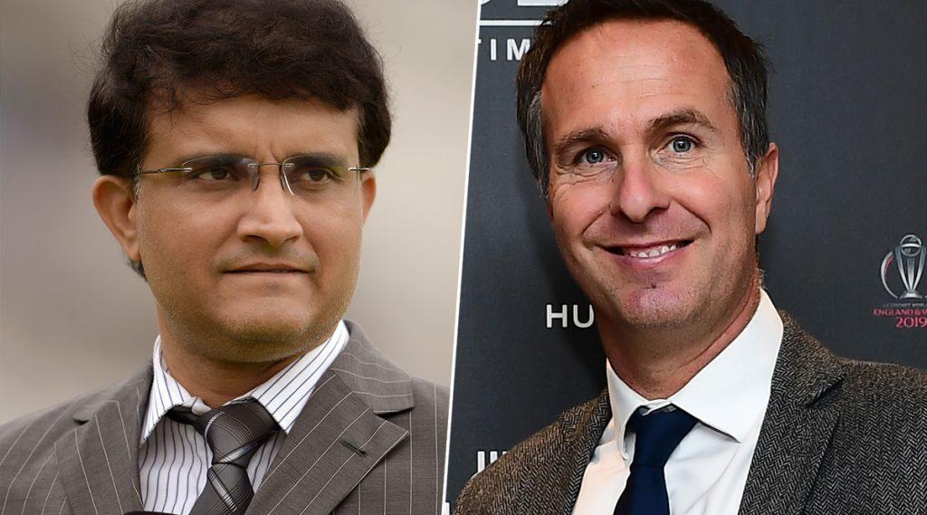 IND vs BAN 2nd Pink Ball Test:माइकल वॉन याने सौरव गांगुली ला डे-नाईट टेस्टसाठीशुभेच्छा देत दिलीचेतावणी, भारतीय चाहत्यांनी केले ट्रोल, पाहा Tweets