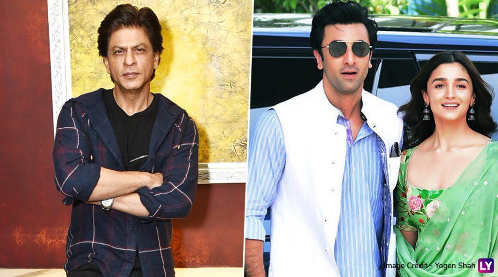 Karan Johar ने काढलं भात्यातील 'ब्रह्मास्त्र'; Shahrukh Khan करणार Ranbeer-Alia सोबत काम