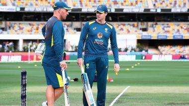 AUS vs SL 1st T20I: स्टीव्ह स्मिथ याने एरोन फिंच याला पॅट कमिन्स याच्या Hat-Trick ची करून दिली आठवण, पाहा 'हा' मजेदार (Video)