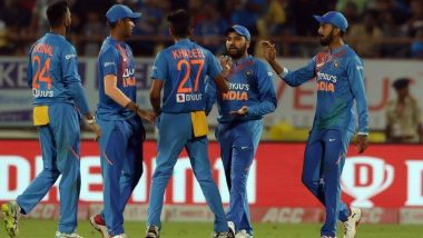 IND vs WI 1st T20I: वेस्ट इंडिज फलंदाजांचे वर्चस्व, टीम इंडियाला विजयासाठी 208 धावांचे आव्हान