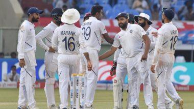 BAN 195/9 in 41.1 Overs | IND vs BAN 2nd Pink Ball Test Day 3 Updates: भारताचा पहिल्या डे-नाईट कसोटीतडाव आणि 46 धावांनी विजय