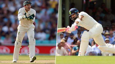 India Tour Of Australia 2020:टिम पेन ने गब्बामध्येटेस्ट खेळल्याचे विराट कोहली ला दिले आव्हान, पाहा व्हिडिओ