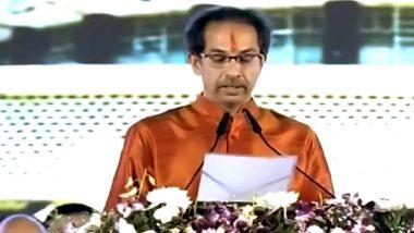 Uddhav Thackeray Oath Taking Ceremony Live Updates: मुख्यमंत्री उद्धव ठाकरे यांनी आपल्या कुटुंबासह घेतले सिद्धिविनायकाचे दर्शन