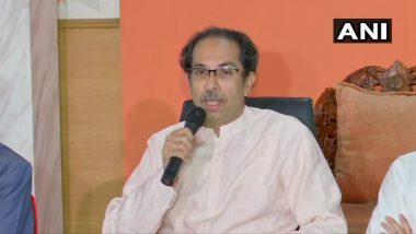 दिलेल्या वेळेत सत्ता स्थापन न करू शकल्यानंतर Uddhav Thackeray यांनी दिली 'ही' प्रतिक्रिया