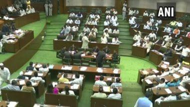 Maharashtra Government Formation: अभिनंदनाच्या भाषणातून टोलेबाजी करणा-या सत्ताधा-यांना देवेंद्र फडणवीसांनी एका शायरीमधून दिले उत्तर