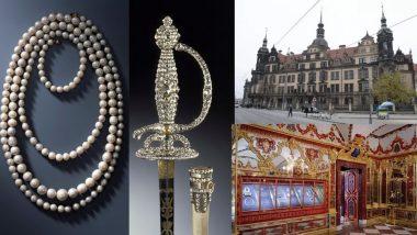 दुसऱ्या जागतिक युद्धानंतरची सर्वात मोठी चोरी; जर्मनीच्या वस्तुसंग्रहालयातून अब्जावधी रुपयांचे दागिने गायब