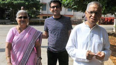 16 हजार कोटींचे मालक, Infosys चे संस्थापक Narayana Murthy यांचा मुलगा अडकणार विवाहबंधनात; जाणून घ्या कोण होणार मूर्ती कुटुंबाची सून (Photo)