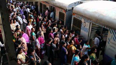मुंबई लोकलमध्ये महिला असुरक्षित; रेल्वे सर्वेक्षणात समोर आलेली आकडेवारी ठरली धक्कादायक बाब