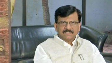 Sanjay Raut: शिवसेना नेते संजय राऊत यांच्या विरोधात मुंबई उच्च न्यायालयात याचिका दाखल; एका उच्चशिक्षित महिलेने केले गंभीर आरोप