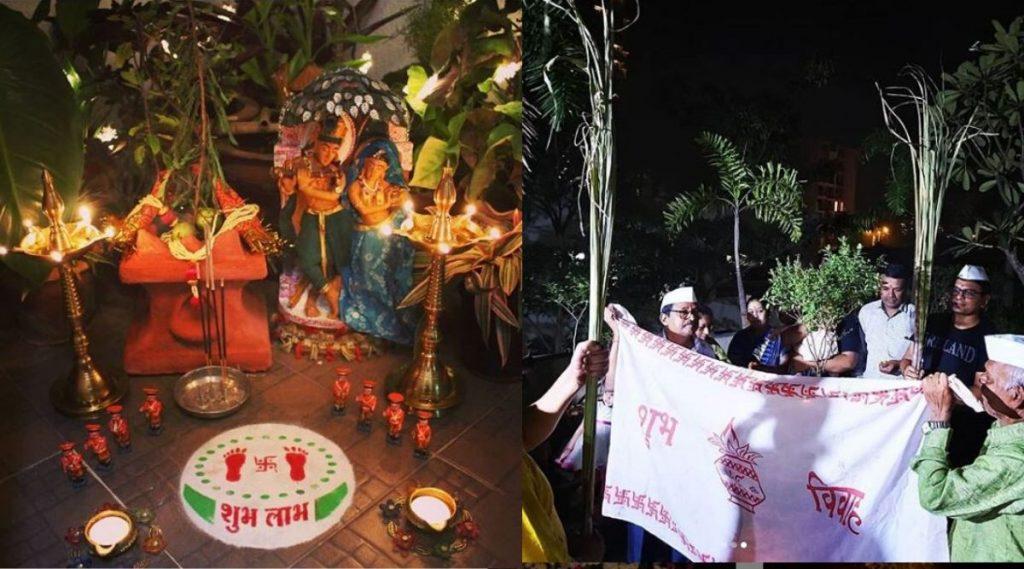 Tulsi Vivah Mangalashtak and Aarti: तुळशीच्या लग्नाची आरती आणि मंगलाष्टकाच्या सुरात धुमधडाक्यात साजरा करा 'तुलसी विवाह सोहळा'!