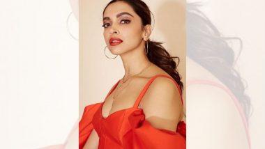 दीपिका पादुकोण चा लाल रंगाच्या ड्रेस मधील 'Red Hot' फोटो पाहून पती रणवीर सिंह दिली अशी रोमँटिक कमेंट