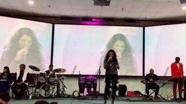 गायिका गीता माळी यांचे अपघाती निधन; अमेरिकेहून घरी परताना मुंबई-नाशिक महामार्गावर अपघाती मृत्यू