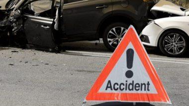 नागपूर: भरघाव ट्रकची खाजगी वाहनाला धडक; दोघांचा मृत्यू, 10 जण जखमी