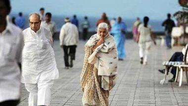 मुंंबई मध्येही थंडीची चाहुल; नोव्हेंबर महिन्यातील किमान तापमान 21.4