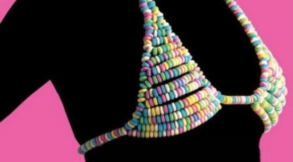 Honeymoon चा अनुभव आणखी Romantic करण्यासाठी बाजारात आलीय Candy Bra & Gummy Thong Bra, वाचा सविस्तर