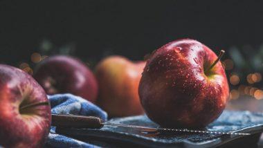 मायग्रेन, पोटाचे विकार, खोकला यांसारख्या आजारांवर फायदेशीर ठरेल 'सफरचंद', अशा पद्धतीने करा सेवन