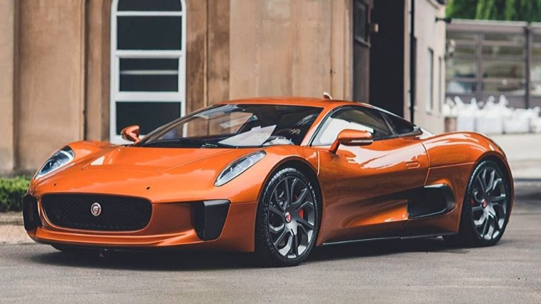 जेम्स बाँड मालिकेच्या शेवटच्या चित्रपटातील खलनायकाच्या Jaguar C-X75 चा होणार लिलाव; साडे आठ कोटींची लागू शकते बोली, जाणून घ्या वैशिष्ठ्ये