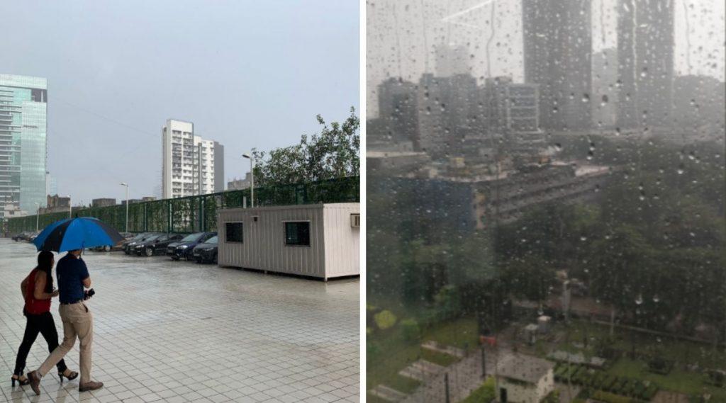 Mumbai Rains: मुंबई, पुणे शहरात पावसाला सुरूवात; पुढील चार तास दमदार पाऊस कोसळण्याचा हवामान खात्याचा अंदाज