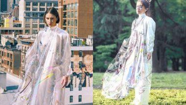 पत्नीसाठी बनवला जगातील पहिला 'Digital Dress'; किंमत इतकी की कोणी स्पर्शही करू शकणार नाही