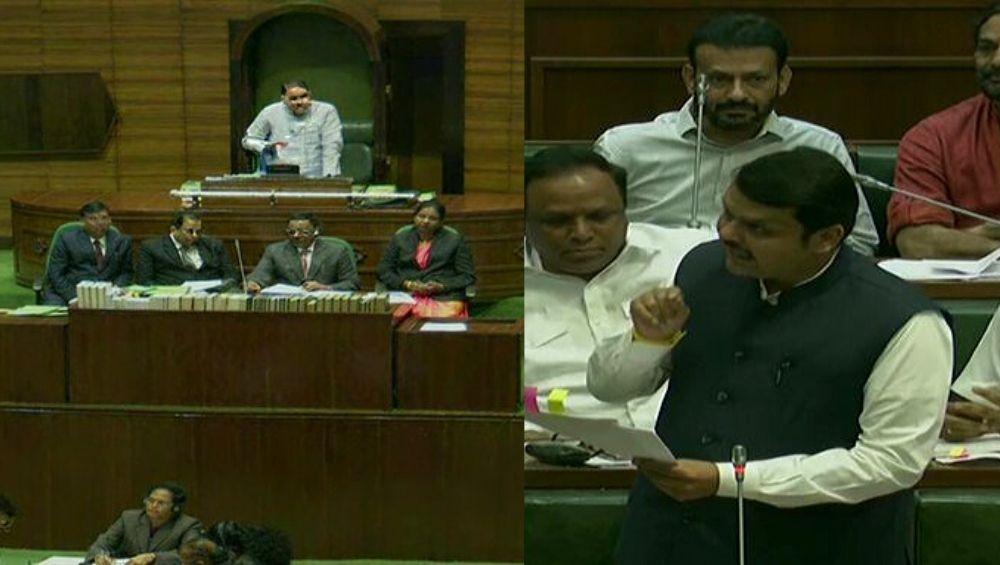 Maharashtra Floor Test: मुख्यमंत्री उद्धव ठाकरे यांच्या बहुमत चाचणीत गदारोळ; हे अधिवेशन बेकायदेशीर असल्याचा, देवेंद्र फडणवीस यांचा आरोप