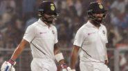 IND vs BAN 2nd Test Day 1: चेतेश्वर पुजारा, विराट कोहली यांनी सावरला भारताचा डाव, पहिल्या दिवसाखेर टीम इंडियाकडे 68 धावांची आघाडी