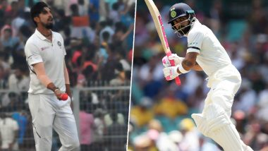 IND vs BAN 2nd Pink Ball Test: विराट कोहली-इशांत शर्मा यांचा प्रभावी मारा, दुसऱ्या दिवसाखेर टीम इंडिया विजयापासून 4 विकेट दूर