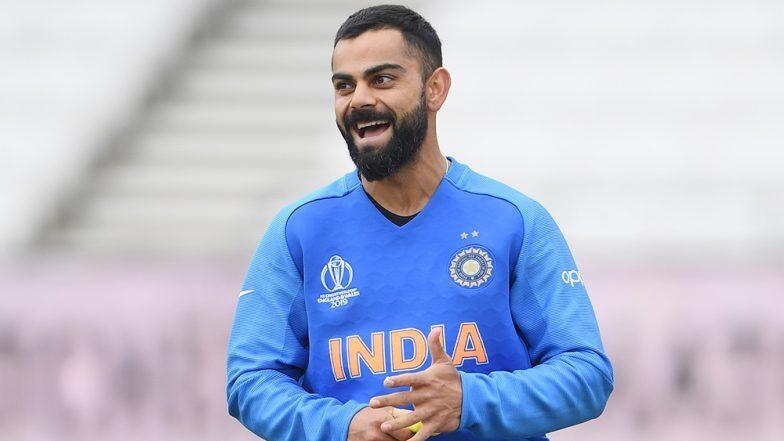 IND vs WI 2nd ODI:विराट कोहली याने इतिहास रचला, 'ही' कामगिरी करणारा बनला8 वा भारतीय क्रिकेटपटू