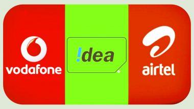 Vodafone-Idea आणि Airtel डेटा प्लान येत्या 1 डिसेंबरपासून महागणार! ग्राहकांच्या खिशाला लागणार कात्री