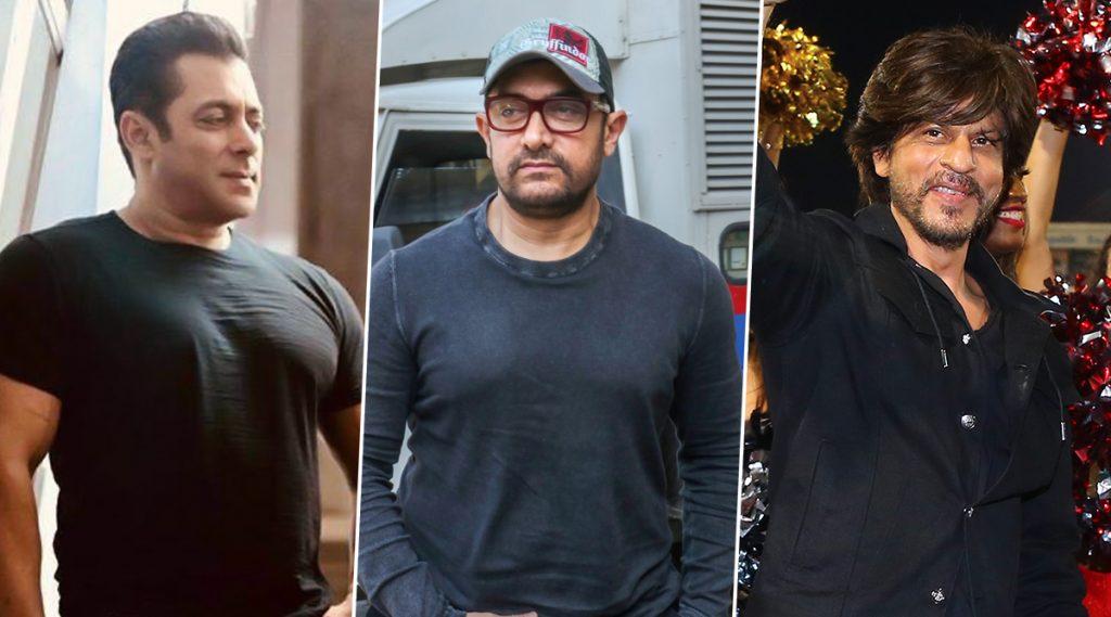 Aamir Khan, Shahrukh Khan आणि Salman Khan पहिल्यांदाच एकत्र दिसणार रुपेरी पडद्यावर? वाचा सविस्तर