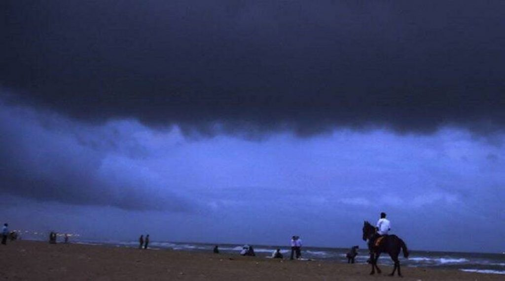 Cyclone Maha Update: अरबी समुद्रात 'महा' चक्रीवादळ, पालघर, ठाणे परिसरात उद्या मुसळधार पावसाची शक्यता