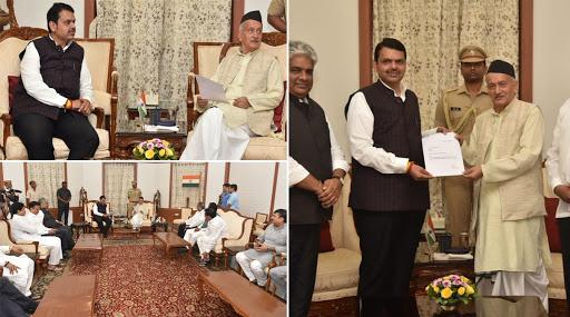 केवळ 80 तासांत कोसळले देवेंद्र फडणवीस यांचे सरकार; सर्वाधिक कमी काळ पदावर असलेले ठरले महाराष्ट्राचे मुख्यमंत्री