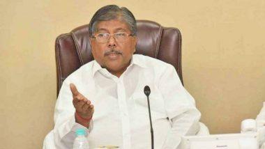 NCP Vs BJP: महाविकास आघाडीने केंद्र सरकारवर बालिश आरोप करणे बंद करावे- चंद्रकांत पाटील