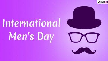 International Men's Day 2019: जागतिक पुरुष दिनानिमित्त नेटीझन्सने ट्वीटरच्या माध्यमातून शेअर केल्या शुभेच्छा, ग्रिटिंग्स