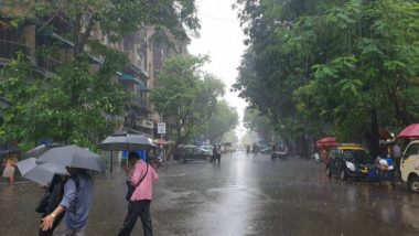 Mumbai Rain Update: मुंबई सह उपनगरीय भागात नाताळ च्या दिवशी पाऊस