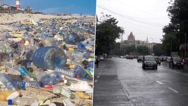 मुंबईत येणार प्लास्टिक चे रस्ते; पुर्नवापरासाठी BMC ने लढविली नामी शक्कल